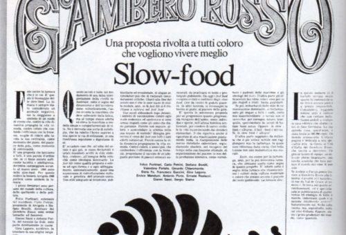 Una rivoluzione contro il fast food