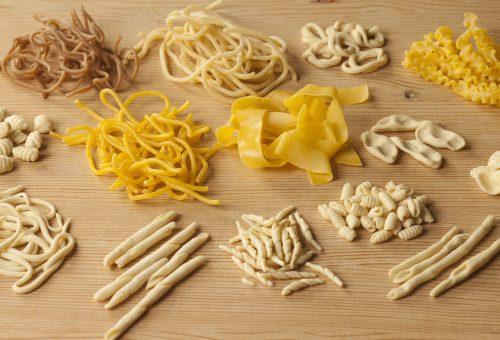Pasta, le forme del grano.
