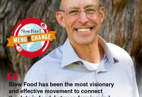 Michael Pollan: «Firma l'appello di Slow Food sul cambiamento climatico»
