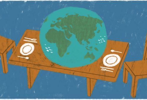 Basta spreco alimentare, non mangiamoci il mondo!