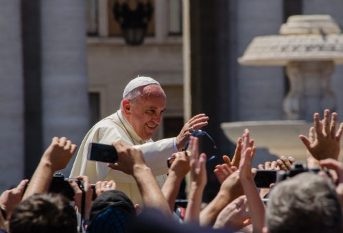 Cinque anni con Francesco, il Papa della Terra