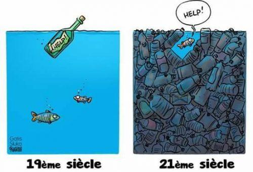 Nel 2050 nel mare troveremo più plastica che pesci