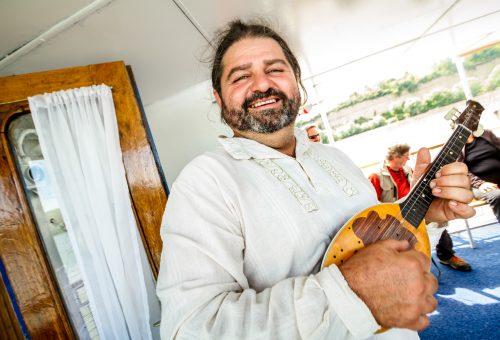In Viaggio sul Danubio con Slow Food. Il suono del kaval