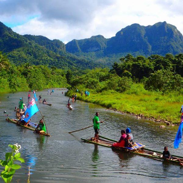 «Con i miei orti salvo i paradisi del Pacifico»