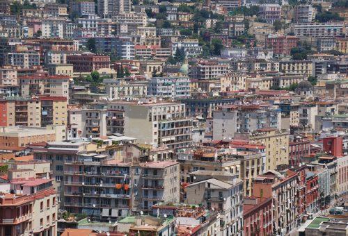 Il cemento si mangia l'Italia