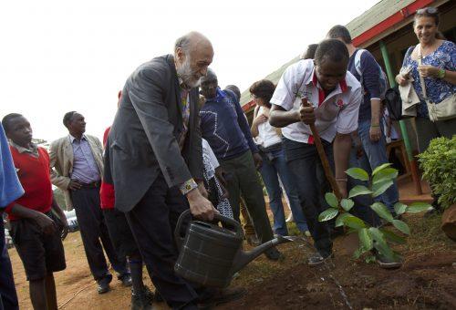 L'Africa che combatte il fast food con i cibi della tradizione