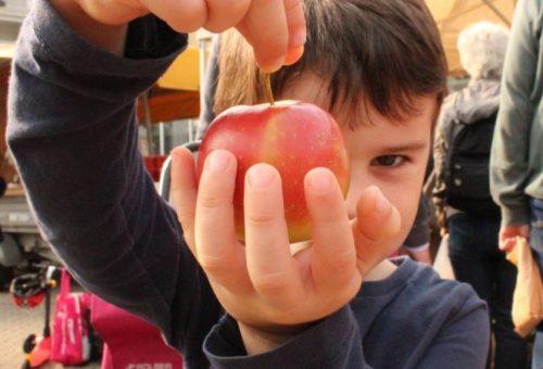Bambini al Mercato per Food for Change!