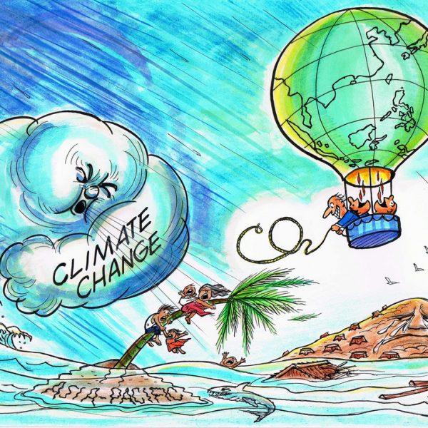 Lo scandalo dell'ingiustizia climatica