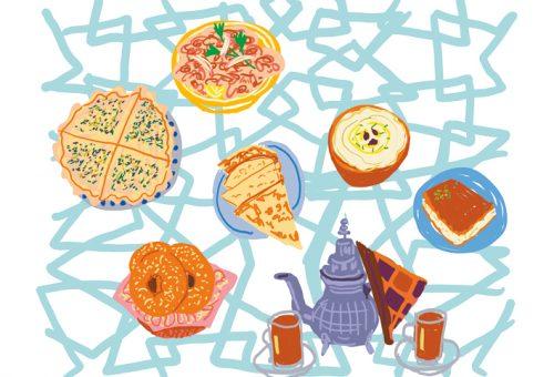 Dieci colazioni dal mondo