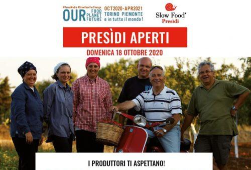 Domenica 18 ottobre anche in Campania c'è Presìdi Aperti