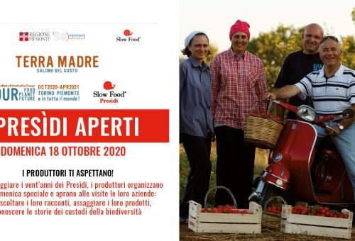Il 18 ottobre in Campania c'è Presìdi Aperti!