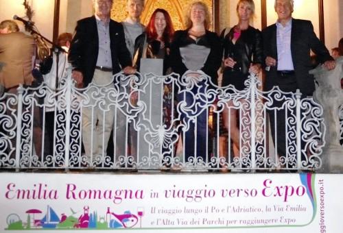 IN VIAGGIO VERSO EXPO. LA FINE DEL VIAGGIO A MILANO (foto di Laura Giorgi)