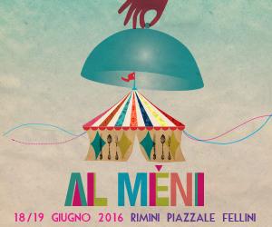 AL MENI, TUTTO PRONTO PER IL GRANDE CIRCO DEL GUSTO (Rimini 18 e 19 giugno)
