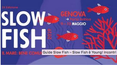 Slow Fish 2019: anche l'Emilia-Romagna in difesa del mare