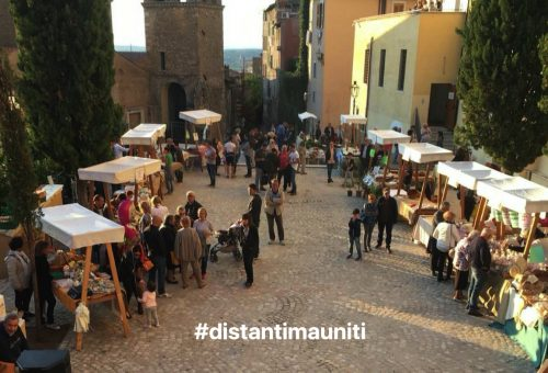 #distantimauniti: I Mercati della Terra del Lazio a casa tua