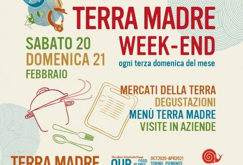 Terra Madre Lazio Week End:un fine settimana tutto da gustare