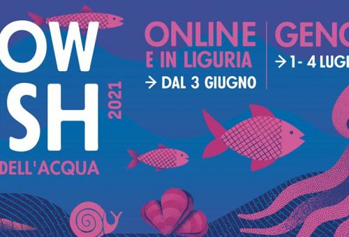 Slow Fish 2021: l'Italia dei grandi eventi in presenza riparte da Genova e dalla Liguria