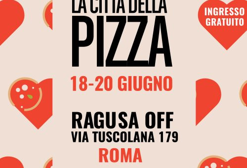 I Presìdi Slow Food protagonisti alla Città della Pizza a Roma