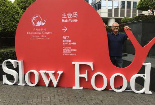 Slow Food, il coordinatore ligure Sergio Tron consigliere nazionale