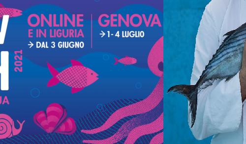 Il piatto di Slow Fish per conoscere la Liguria