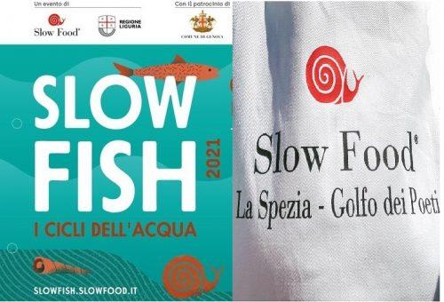 Slow Fish 2021 – Con la Condotta di La Spezia dall'acciuga alla cantina