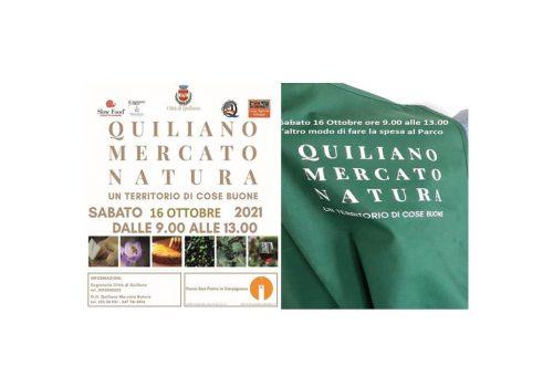 Quiliano Mercato Natura al Parco San Pietro in Carpignano