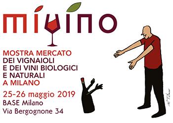 25-26 maggio – MiVino, la mostra mercato dei vini biologici e naturali a Milano