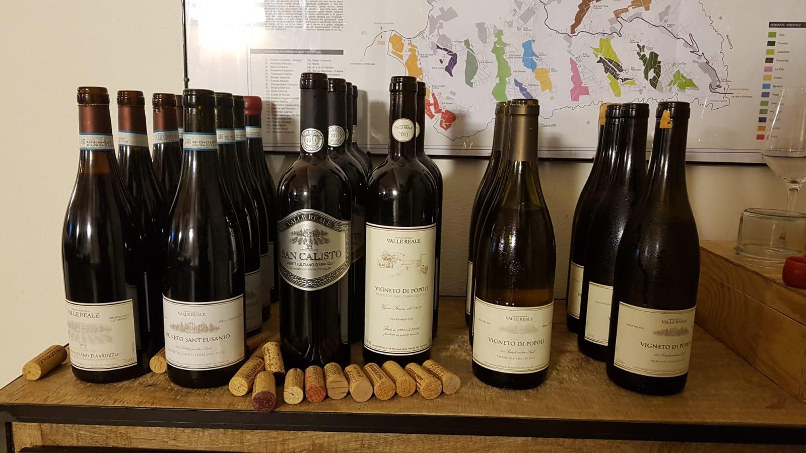Valle Reale e i vini della montagna abruzzese - Slowine