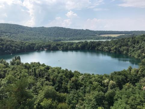 Basilicata lago