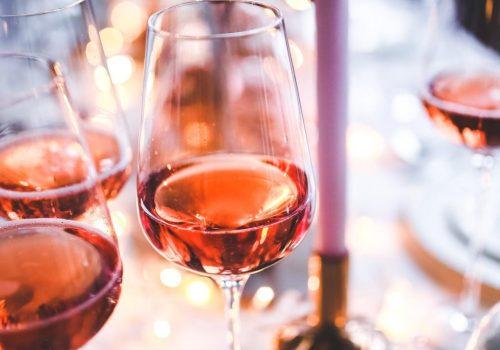 La storia dei vini rosa in Italia