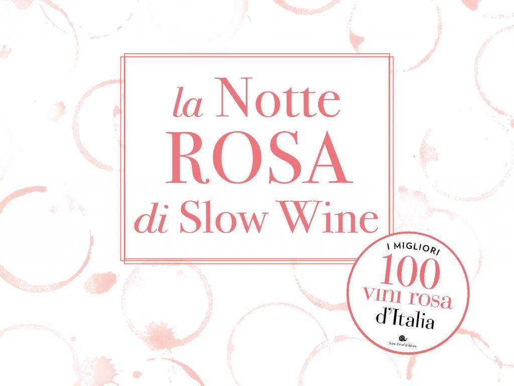 presentazione vini rosa