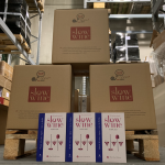 Le Slow Wine Box in partenza con una scatola super sostenibile
