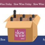 Black Friday + Slow Wine Box: un'occasione da urlo in vista del Natale!