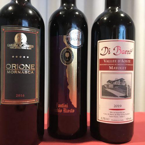 Tre vitigni rari per tre vini molto buoni (assaggiati per Autocthona Award 2021)