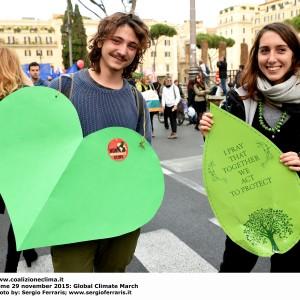 Slow Food alla #marciaperilclima di Roma