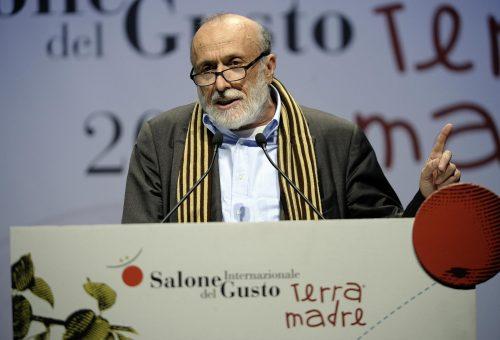 Carlo Petrini: «A Terra Madre Salone del Gusto fiorisce una nuova economia»