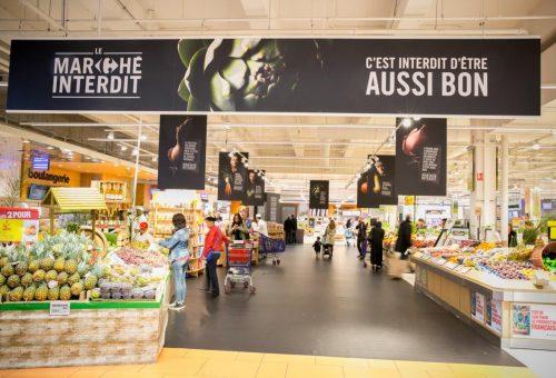 Carrefour, il diavolo vende bio?