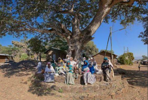 """Cibo e diritti, l'utopia africana del """"villaggio sulla collina"""""""