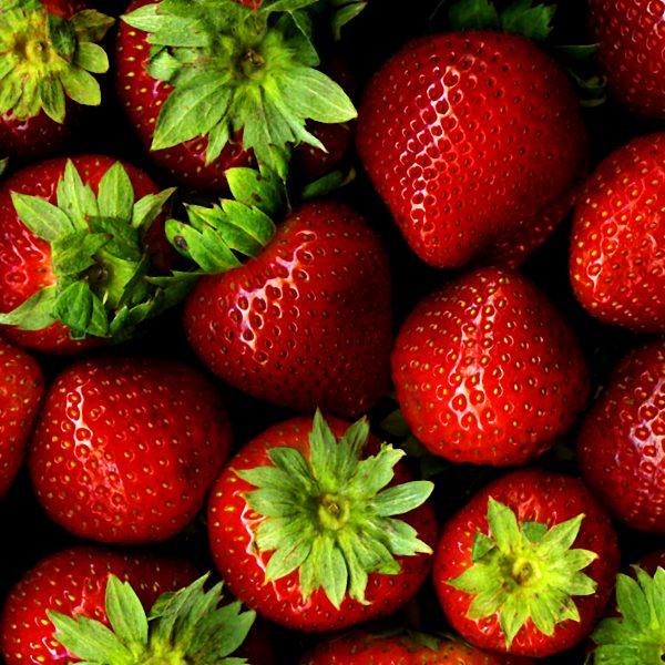 Gelo fuori stagione: consoliamoci con le fragole