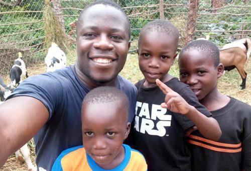 Liberi semi in libero Uganda