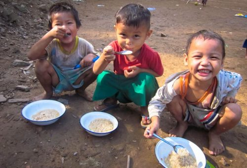 """Un mondo a """"fame zero"""" dipende anche da noi"""