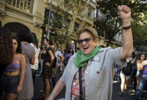 Miryam, la paladina di Buenos Aires contro Ogm e pesticidi