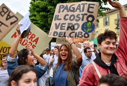 La Terra è casa nostra: fermiamo la crisi climatica ORA