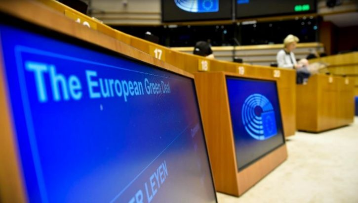 commissione europea green deal