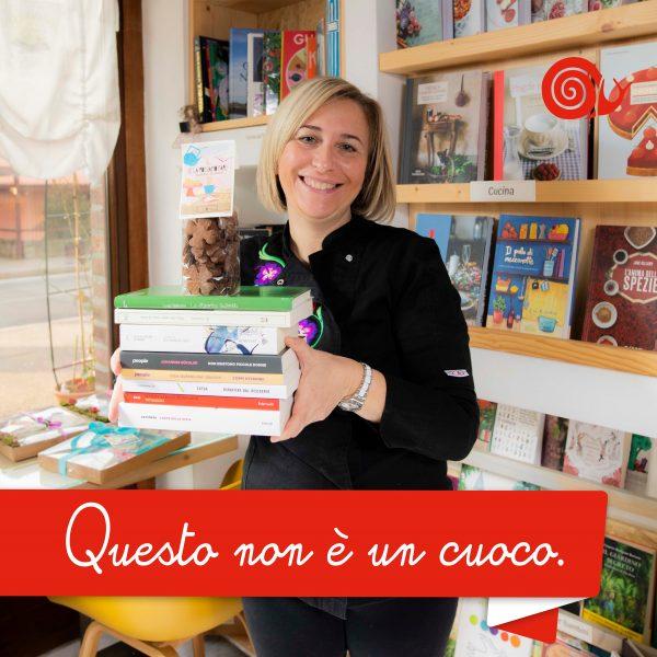 Libri nel piatto al bistrot letterario di Simona De Simone