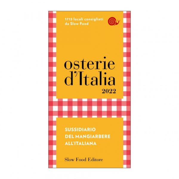 Osterie d'Italia 2022: in libreria la guida alla cultura gastronomica italiana
