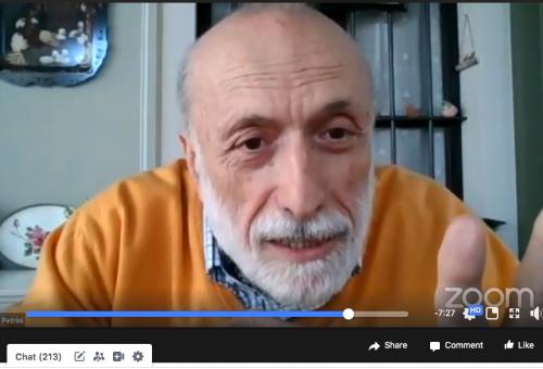 Perché la comunità anticipa il futuro? Un dialogo tra Giacomo Miola, di Slow Food in Azione, e Carlo Petrini.