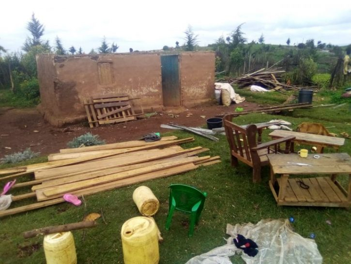 Sfratti illegali comunità Ogiek