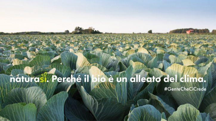 NaturaSì e Slow Food Italia