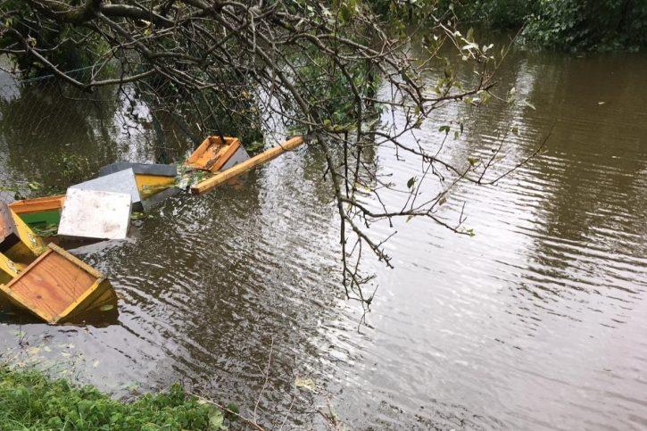 Alluvione Piemonte Apicultori